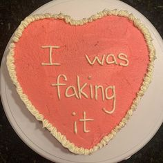 Pretty Cakes, Cute Cakes, Cake Captions, Pinterest Cake, Funny Cake, My Kind Of Love, Mood Pics, Let Them Eat Cake, Amazing Cakes