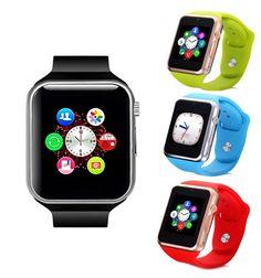 A1 Besser Als DZ09 GT08 Uhr 1,54 zoll 2,0 Mt Kamera Bluetooth3.0 GSM-SIM-KARTE Sport SmartWatch Armband für Android IOS telefon //Price: $US $39.99 & FREE Shipping //     #smartwatches