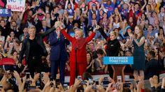 All'1,30 di questa notte Ohio e North Carolina, due stati già decisivi per capire chi tra Clinton e Trump è in vantaggio. Alle 2 New