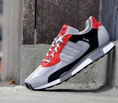 adidas Originals ZX 850-Ligoni-Aluminium-Hire Red