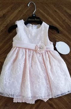 Baby Hap Euc Baby Girl Summer Bundle 9 Pieces Dress Romper Top Shorts Lot 12-18m Girls' Clothing (newborn-5t)