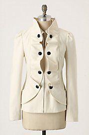 cream confection jacket.