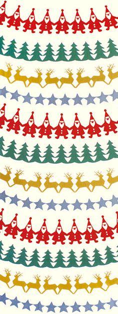 クリスマスガーランド Japanese Fabric, Typography Prints, Xmas, Christmas, Hand Towels, Illustrations, Seasons, Quilts, Blanket