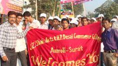 NSS Activity Amroli College
