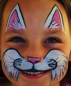 pinturas faciais on Pinterest | Face Paintings, Easy Face Painting and ...