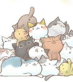 Kitttties!