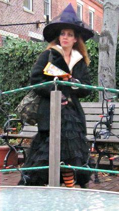 Salem Ma Halloween 2012