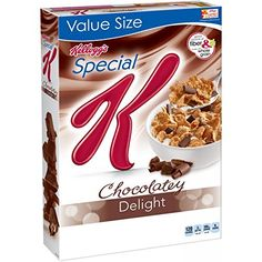 Kelloggs Special K Special K Cereal  Chocolatey Delight  165 oz -- You can get more details by clicking on the image. (This is an affiliate link and I receive a commission for the sales)