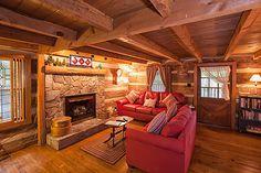The Robin's Nest TR#1 in Gatlinburg, Tennessee: Living Room