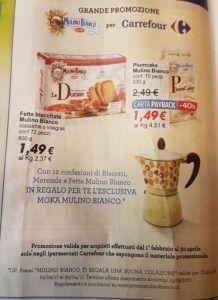 Mulino Bianco ti regala una buona colazione: moka come premio sicuro