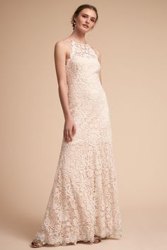 Blythe Gown from @BHLDN