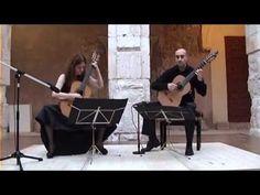"""Enrique Granados: """"ANDALUZA"""" (Playera). Marisa Gómez & Ignacio Gea"""