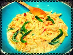 Quick and Easy Dinner Recipe: Chicken Penne Pasta With Creamy Parmesan Sauce ~ Mama Bear Bedtime Books
