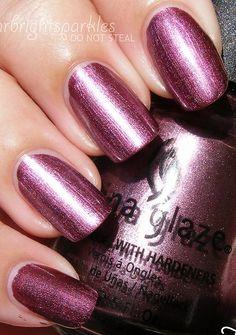 China Glaze ~ Joy