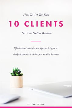 """""""How do I find clients"""" is the first question that pops into people's minds when they are thinking of starting a business . In this post I go into effective strategies that you can use to bring in a steady stream of clients and income for your online business. Click to read the full post!"""