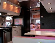 Hello Kitty Airstream...although not vintage, it is very girlie!