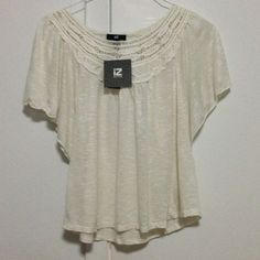 Top White brand new top.  Reduced Tops