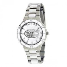 Florida Gators Ladies Pearl Stainless Steel Watch #Fanatics