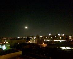 Full moon over LIC