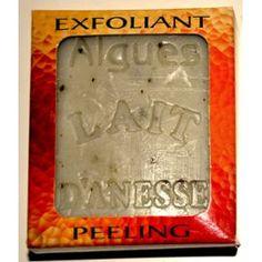 Savon Algues Au Lait D'ânesse Exfoliant Peeling   Savonnerie Artisanale  Prix 7.15€ http://www.priceminister.com/offer?action=desc&aid=2034100537&productid=1258577522 LIVRAISON OFFERTE