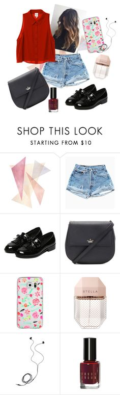 """we heart it.."" by rosesophiawalker ❤ liked on Polyvore featuring Kate Spade, Casetify, STELLA McCARTNEY, Diane Von Furstenberg and Bobbi Brown Cosmetics"