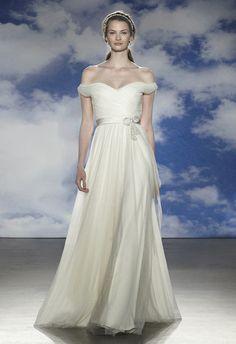 Jenny Packham 2015 Bridal Collection - Hepburn Wedding Dress