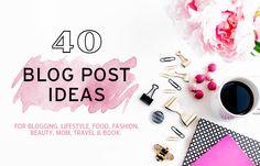 Δεν είναι λίγες οι φορές, που κάθε blogger θα βρεθεί στη μέρα που δεν έχει έμπνευση, όμως θέλει να γράψει κάτι στο blog του, επειδή το blogging προσφέρει χαρά με την δημιουργία ενός post.Έτσι λοιπόν μέσα από αυτή την ανάρτηση θα προσπαθήσω να σου δώσω ένα μικρό έναυσμα για να εμπνευστείς και να αρχίσεις να δημιουργείς με το δικό σου προσωπικό στιλ την επόμενη ανάρτηση.Θα βρεις ιδέες για post από τις περισσότερες δημοφιλείς κατηγορίες που υπάρχουν, για να μπορέσεις να επιλέξεις ανάλογα με το… Blog, Blogging
