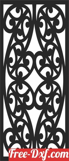 Wall Patterns, Flower Patterns, Vector Graphics, Vector Art, Wall Separator, Gate Decoration, Laser Cut Panels, Decorative Panels, Floral Flowers