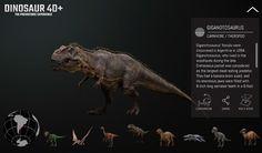 Big LIZARDS.! Giantosaurs a smart problem  for herbivores