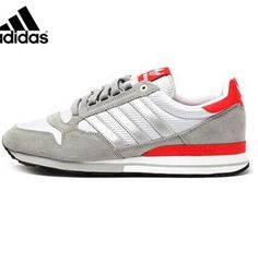 9fb3d059b Men s Adidas Originals ZX 500 OG Shoes CH Sold Grey Silver Met Red B26167