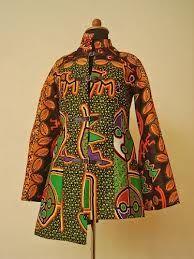 la tela es Africana