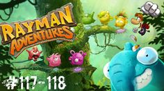 rayman adventures walkthrough android (adventures 117-118)
