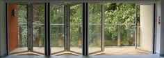 Smart's latest edition to the Visofold range of slide-folding doors. Visofold Panorama offers elegant slim sightlines coupled with highly engineered hardware designed to ensure years of reliable service. www.marlinwindows.co.uk