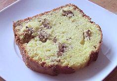 Panque (Biscocho) de Nata y Nueces   Reposteria y Pasteleria