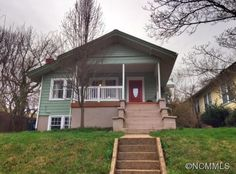 Sold for $243,000 - was $249,500 - 41 Michigan Ave, Asheville, NC 28806