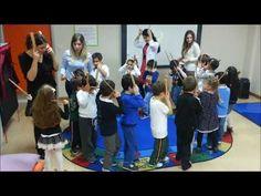Ritim ve Baget Dansı Ormanda Tavşanlar Orff Eğitimi Fatih Mektebim Okulu - YouTube