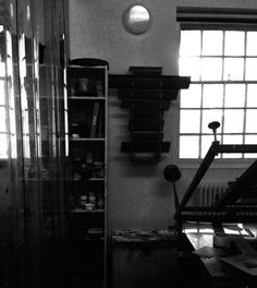 Squeegees and things @the Bluecoat . print studios.