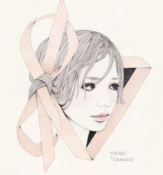 Yukari Terakado Illustration