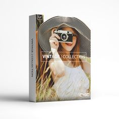 The Vintage Collection Chic Lightroom Presets