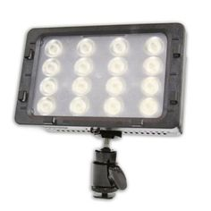 Switronix TL-BT220R TorchLED BOLT 220w Dimmable LED On-Camera w/ Remote - Variable Color Temperature 3000k-6000K