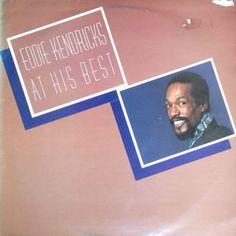 EDDIE KENDRICKS - At His Best (Motown STML 12080) Vinyl   Music