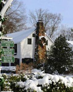 The Olde Mill Inn (Basking Ridge, New Jersey) - #Jetsetter