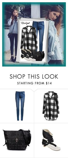"""""""Rosegal 9."""" by fashionunion-1 ❤ liked on Polyvore featuring women, fashionset and rosegal"""