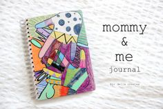 it's always autumn - itsalwaysautumn - STL: Mommy and Me journal with Delia from DeliaCreates
