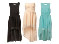 Class to Night Out: High-Low Dress