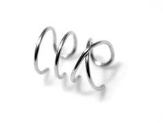 Piercing Nostril Ear Cartilage Helix Tragus Jewelry, May Birthstone Gift - Custom Jewelry Ideas Bar Stud Earrings, Red Earrings, Emerald Earrings, Cartilage Earrings, Unique Earrings, Chandelier Earrings, Crystal Earrings, Statement Earrings, Fake Ear Piercings