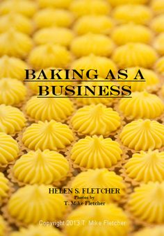 I am happy to announce my newest book, BAKING AS A BUSINESS based on my bakery of over 23 years is out.  Please go to http://pastrieslikeapro.com/my-books/baking-as-a-business/