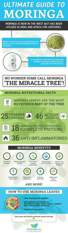 Moringa introduction, moringa nutrition and moringa benefits...all in one infographic. Learn why this superfood needs to be in your diet! #FF #followback #vitaminC #instafollow #vegetariandietsbenefits