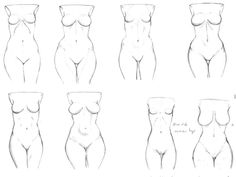 Hip Study - by Ecchi-Senshi.deviantart.com on @deviantART ✤ || CHARACTER DESIGN REFERENCES | キャラクターデザイン • Find more at https://www.facebook.com/CharacterDesignReferences if you're looking for: #lineart #art #character #design #illustration #expressions #best #animation #drawing #archive #library #reference #anatomy #traditional #sketch #development #artist #pose #settei #gestures #how #to #tutorial #comics #conceptart #modelsheet #cartoon || ✤