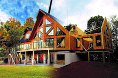 Timber Block Cost Today, we're answering our most asked question (by far!) Find out how to determine the cost to build a Timber Block home, here: http://blog.timberblock.com/timber-block-pricing-cost-home
